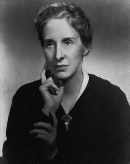 Portrait of Elizabeth Madox Roberts